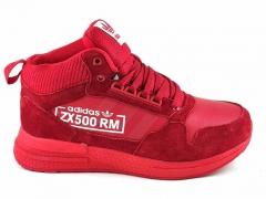Adidas ZX 500 Red AD20 (с мехом)