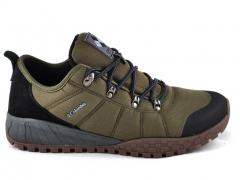 Columbia Thermo Waterproof Mid Olive C19