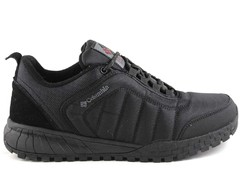 Columbia Waterproof Mid Black (с мехом)