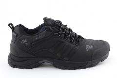 Adidas Climaproof Low All Black (с мехом)
