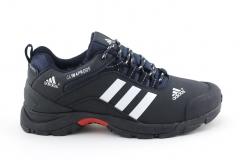 Adidas Climaproof Low Navy/White (с мехом)
