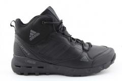 Adidas Terrex 390 GTX Mid All Black (с мехом)