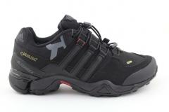 Adidas Terrex Fast R GTX Black (с мехом)