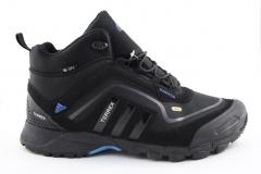 Adidas Terrex Seamaster Thermo Mid Black/Blue