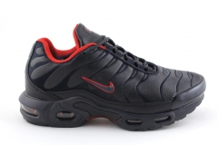Nike Air Max Plus TN Navy/Red (с мехом)