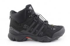 Adidas Terrex Swift R Mid Black (с мехом)