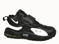 Nike Air Max Speed Black/White (с мехом)