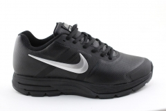 Nike Air Pegasus 30 Therma Black Leather/Silver