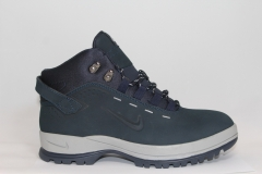 Nike Lunarridge Navy (с мехом)
