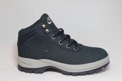Nike Boots Navy (с мехом)