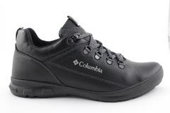 Полуботинки Columbia Leather Shoe Black (с мехом)