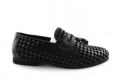 Rasht Loafers Black RST10