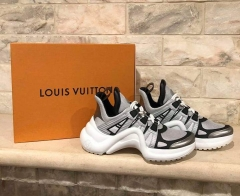 Louis Vuitton Sneaker Archlight Silver