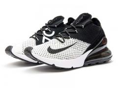 Nike Air Max 270 Flyknit White/Black