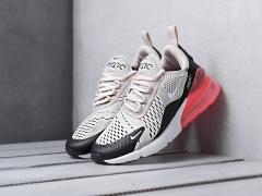 Nike Air Max 270 Grey/Black/Red