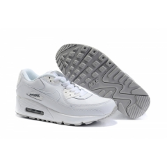Nike Air Max 90 white leather