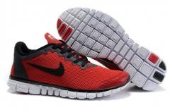 Nike Free Run 3.0 V2 red