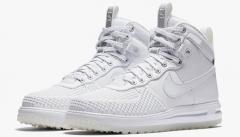 Nike Lunar Force 1 Duckboot White