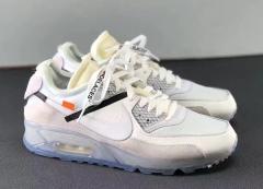 Nike Air Max 90 x Off-White Ice