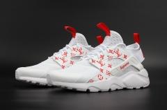 Nike Air Huarache Ultra x Supreme x LV White