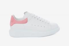 Alexander McQueen Sneaker White/Pink