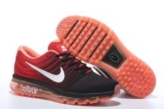 Nike Air Max 2017 black/red