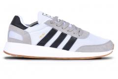 Adidas Iniki Runner White/Grey/Black