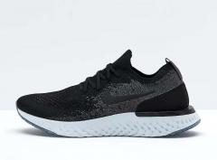 Nike Epic React Flyknit Black