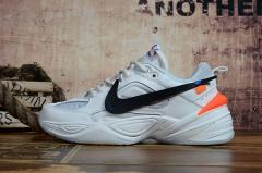 Nike M2K Tekno x Off-White White/Black