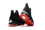 Nike LeBron 15 Black/Red