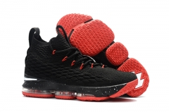 Nike LeBron 15 Black/Red