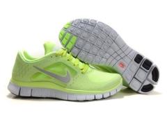 Nike Free Run 5.0 green