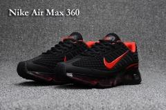 Nike Air Max 360 Black/Red
