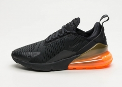 Nike Air Max 270 Black/Orange