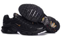 Nike Air Max TN Plus Black/Gold