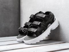 Fila Disruptor Sandals Black/White