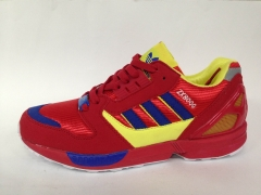 Adidas ZX 8000 Red/Yellow