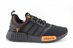 Adidas NMD R1 x VLONE Black/Orange