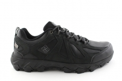 Columbia Peakfreak OutDry Waterproof Black Leather