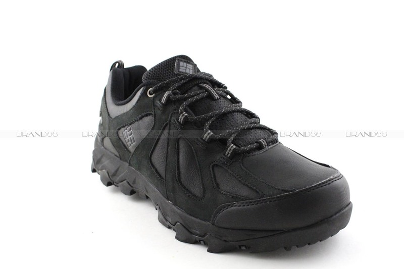 dfa5e907ed0a Кроссовки Columbia Peakfreak OutDry Waterproof Black Leather купить ...