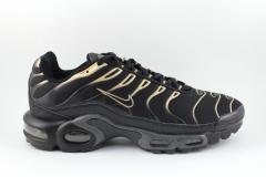 Nike Air Max Plus TN Black/Gold
