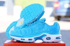 Nike Air Max Plus SE Blue/White