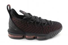 Nike LeBron 16 Black/Red
