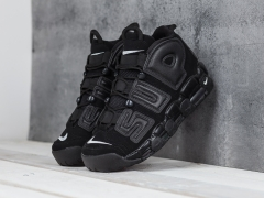 Nike Air More Uptempo Supreme Black