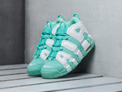 Nike Air More Uptempo Turquoise/White