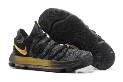 Nike Zoom KD 10 Oreo/Gold