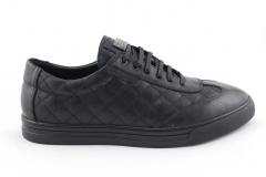 Philipp Plein Lo-Top Sneakers Black