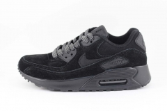 Nike Air Max 90 Black Suede