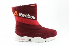 Дутики Reebok Keepwarm Red (с мехом)