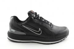 Nike Sneakers Black Leather